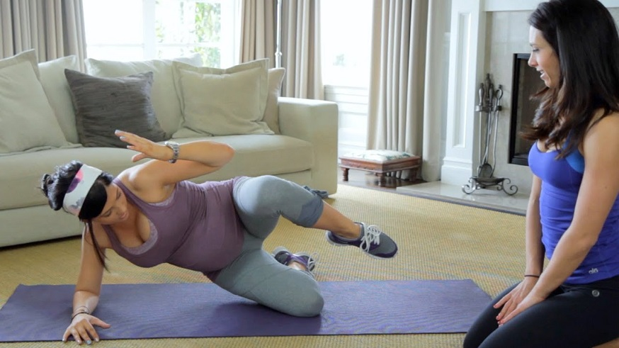 ab workouts during pregnancy